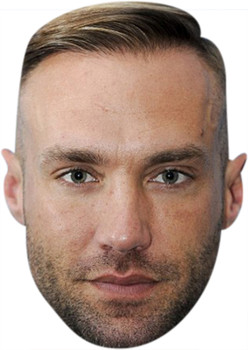 Callum Best Celebrity Party Face Mask