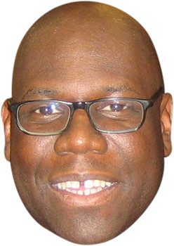 Carl Cox Celebrity Party Face Mask