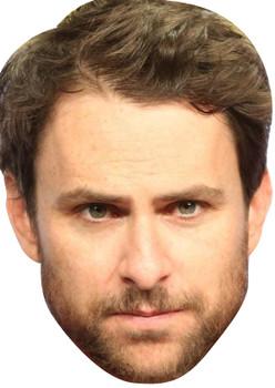 Charlie Keyy Celebrity Party Face Mask