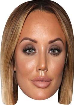 Charlotte Crosby Celebrity Party Face Mask