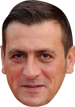 Chris Gascoyne Celebrity Party Face Mask