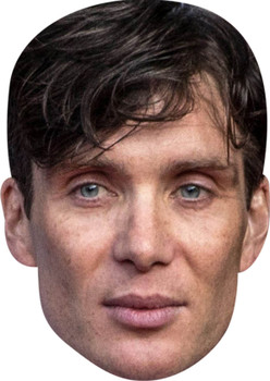 Cillian Murphy Celebrity Party Face Mask