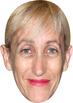 Constance Shulman Celebrity Party Face Mask