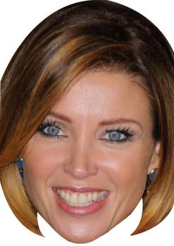 Dannii Minogue Celebrity Party Face Mask