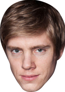 Ryan Hawley Celebrity Party Face Mask