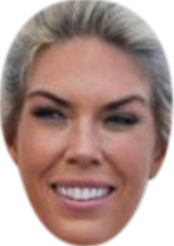 Frankie Essex 2 Celebrity Party Face Mask