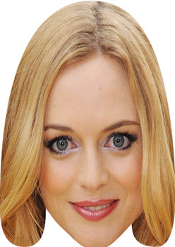 Heather Graham Celebrity Party Face Mask
