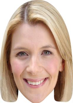 Jane Danson - Leanne Battersby Celebrity Party Face Mask