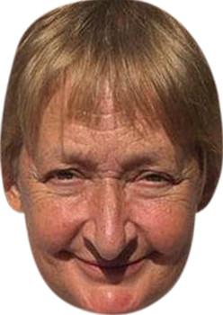 Jaqueline Benidorm Celebrity Party Face Mask