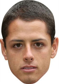 Javier Hernandez Celebrity Party Face Mask
