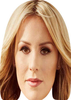 Kate Wright Celebrity Party Face Mask