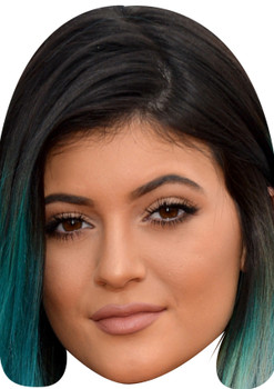 Kylie Jenner Celebrity Party Face Mask