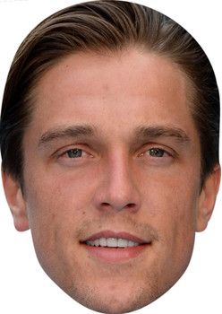 Lewis Bloor 2018 Celebrity Party Face Mask