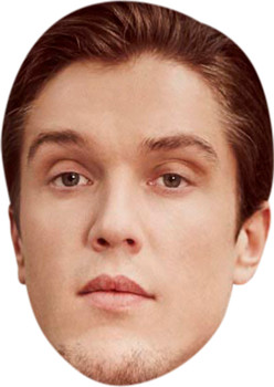 Lewis Bloor. Celebrity Party Face Mask