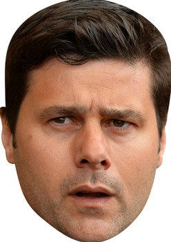 Mauricio Pochettino Celebrity Party Face Mask