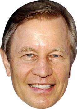 Michael York Celebrity Party Face Mask