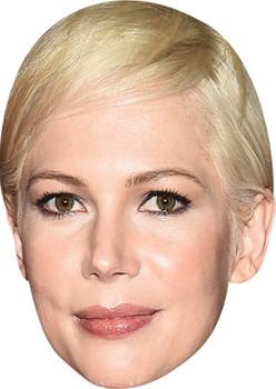 Michelle Williams Celebrity Party Face Mask