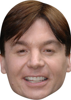 Mike Myers Celebrity Party Face Mask