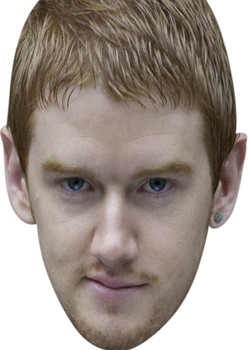 Mikey North - Gary Windass Celebrity Party Face Mask