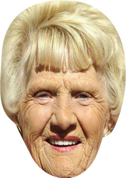 Nanny Pat 2018 Celebrity Party Face Mask