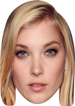 Natalie Dormer Celebrity Party Face Mask