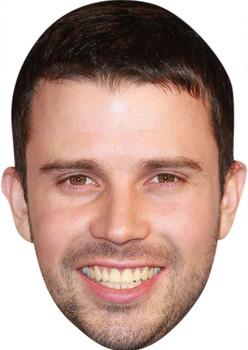 Neil Mcdermott Celebrity Party Face Mask