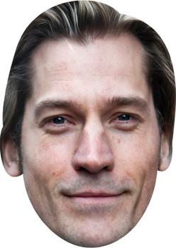 Nikolaj Coster-Waldau Celebrity Party Face Mask