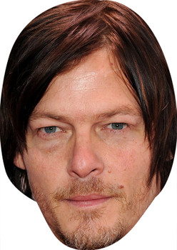 Norman Reedus Celebrity Party Face Mask