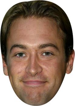 Paul Nichols Celebrity Party Face Mask