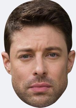Ryan Knight (Duncan James) De Celebrity Party Face Mask