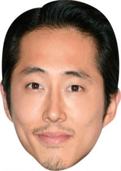 Steven Yeun Celebrity Party Face Mask