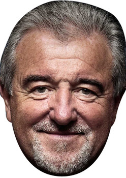 Terry Venables Celebrity Party Face Mask