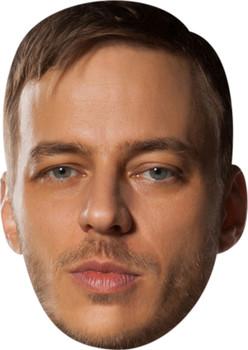 Tom Wlaschiha Celebrity Party Face Mask