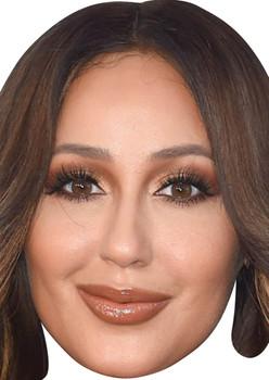 Adrienne Bailon Tv Movie Star Face Mask