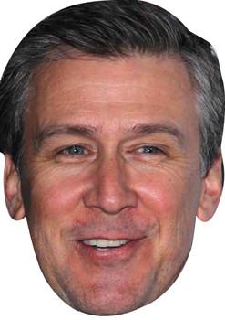 Alan Ruck Tv Movie Star Face Mask