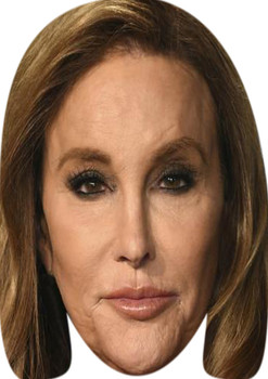 Caitlyn Jenner Tv Movie Star Face Mask