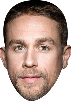 Charlie Hunnam (3) Tv Movie Star Face Mask