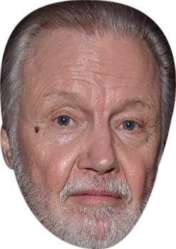 Jon Voight Tv Movie Star Face Mask