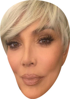 Kris Jenner_01 Tv Movie Star Face Mask