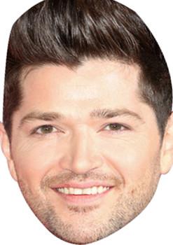 Danny O'donoghue Celebrity Music Star Face Mask