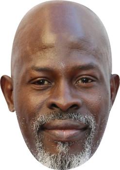 Djimon Hounsou Celebrity Music Star Face Mask