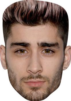 Zayn Malik Celebrity Music Star Face Mask