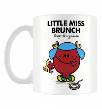 Miss Brunch - Personalised Men or Miss Mugs - Perfect Gift Xmas Secret Santa - ANY NAME