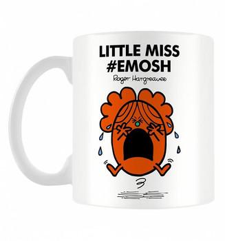 Miss Emosh - Personalised Men or Miss Mugs - Perfect Gift Xmas Secret Santa - ANY NAME