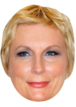 JENNIFER SAUNDERS JB - Funny Comedian Fancy Dress Cardboard Celebrity Face Mask