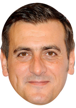CHRIS GASCOYNE JB - Coronation Street Actors Fancy Dress Cardboard Celebrity Face Mask