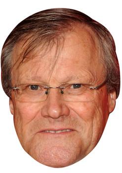 DAVID NEILSON JB - Coronation Street Actors Fancy Dress Cardboard Celebrity Face Mask