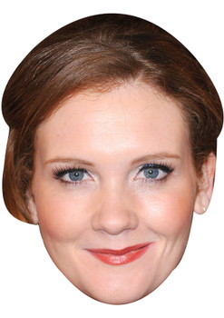 JENNY MCALPINE JB - Coronation Street Actors Fancy Dress Cardboard Celebrity Face Mask