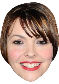 KATE FORD JB - Coronation Street Actors Fancy Dress Cardboard Celebrity Face Mask
