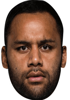 Billy Vunipola England Rugby Celebrity Face Mask